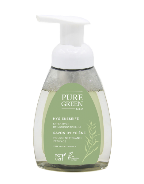 Pure Green MED Hygieneseife
