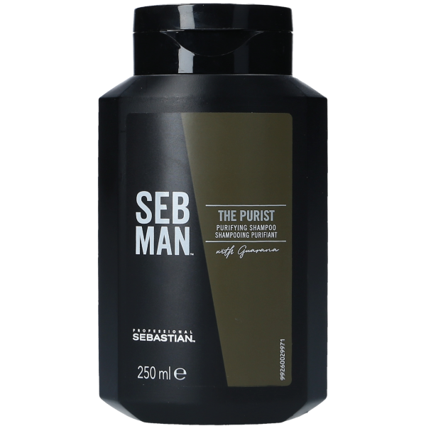 Seb Man 3in1 Wash