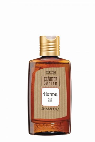 Henna Shampoo Rot 200ml