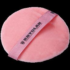 Puderquaste 10cm rosa