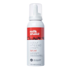 Milk Shake Colour Whipped Cream Light Red 100ml