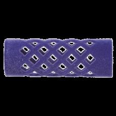 Samtwickler Kurz 15mm Violett 12 Stk.