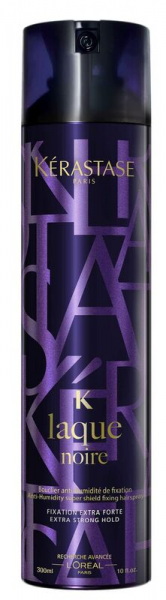 Styling Laque Noir 300ml