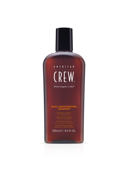 Crew Daily Moisturizing Shampoo