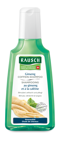 Ginseng Coffein-Shampoo 200ml