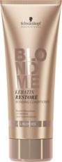 BlondMe Keratin Rest Blonde Cond 200ml