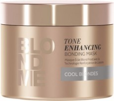 BlondMe Enh Bond Cool Blonde Maske 200ml