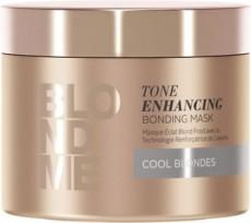 BlondMe Enh Bond Cool Blonde Maske 200ml