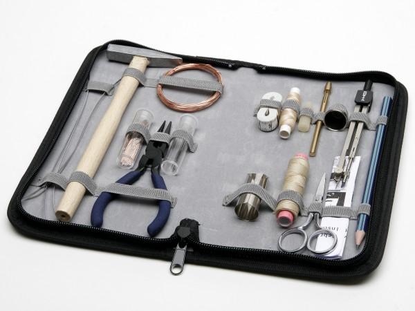 Werkzeugtasche gefüllt