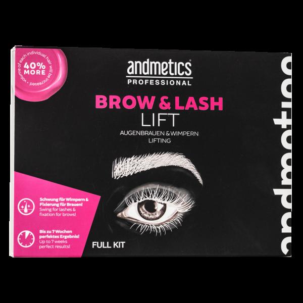 Andmetics Brow & Lash Lift Kit