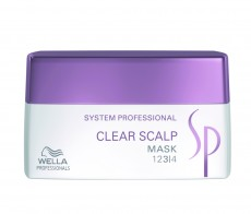 Sp Clear Scalp Mask 200ml