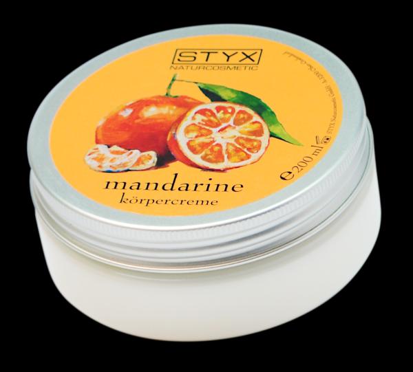 Mandarine Körpercreme 200ml