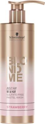 BlondMe Blush Wash Strawberry 250ml