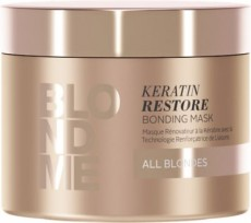 BlondMe Keratin Rest Blonde Maske 200ml