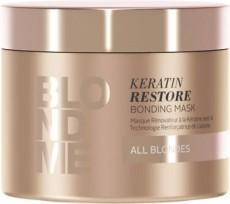 BlondMe Keratin Rest Blonde Maske 200ml