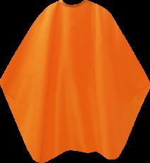 Schneideumhang Neon orange