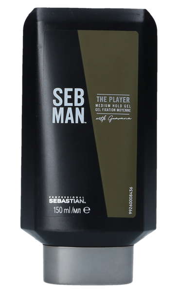 Seb Man Medium Hold Gel 150ml